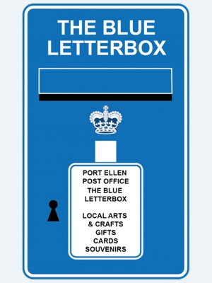 The Blue Letterbox